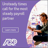 ADP promotional button