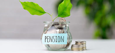 pensions and retirement - money with flower 394x184.jpg