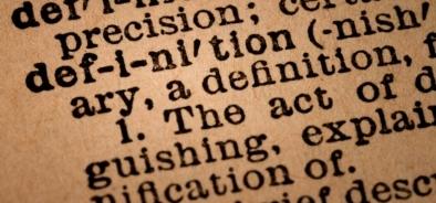 Dictionary page - description - acronyms - explain (bigstock 104820581).jpg